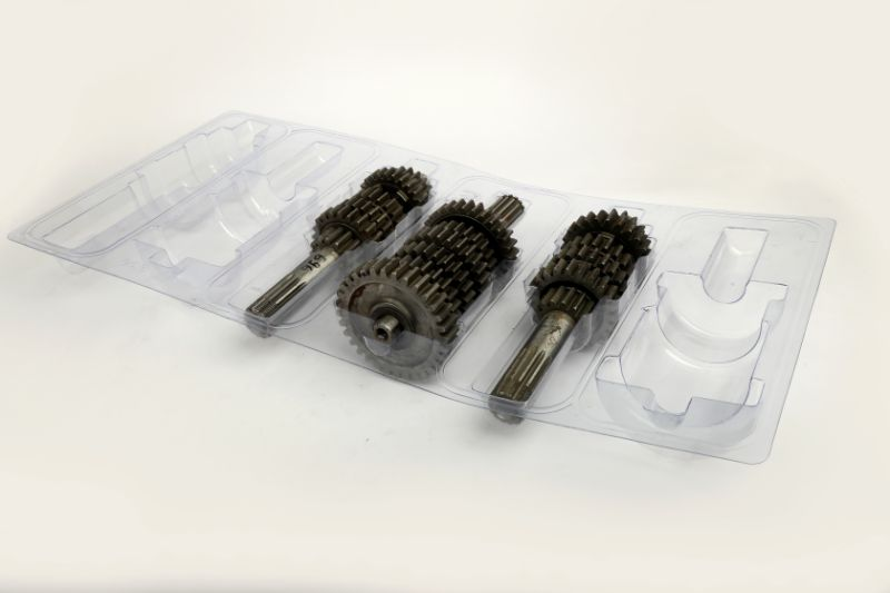 Gear Packing Plastic Tray (1) - Blister Forming Products