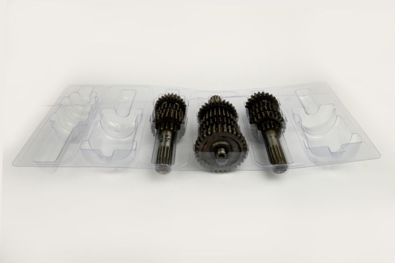 Gear Packing Plastic Tray (2) - Blister Forming Products