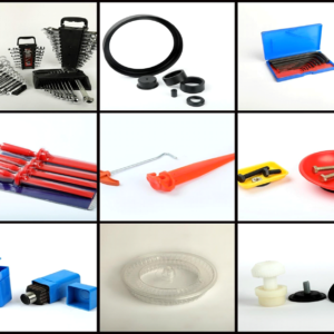 Injection Moulding Products