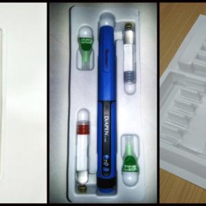 Pharma Industry Packaging Tray