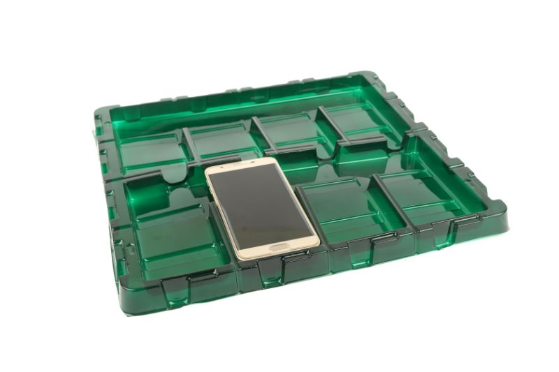 Plastic Mobile Packing Tray - Blister Forming Products