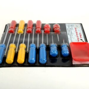 Screw Driver Set (1) Injection Moulding Products